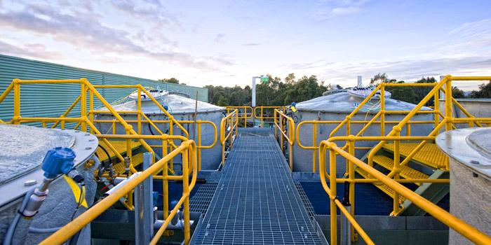Rio Tinto Industrial Plant