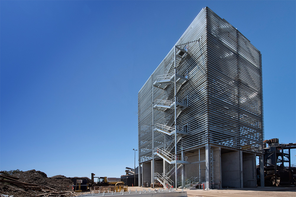 Industrial Processing Plant - Melbourne