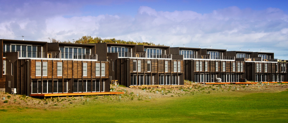 St. Andrews Gold Course Housing Project
